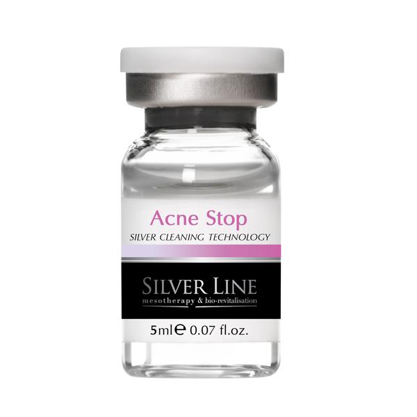 Acne Stop 5ml, противовоспалительный и себорегулирующий комплекс