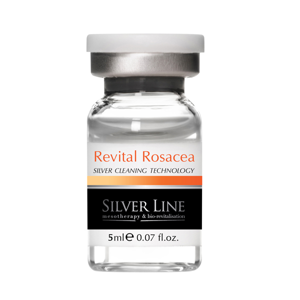 Revital Rosacea 5ml, профилактика купероза и розацеа, биорегенерант