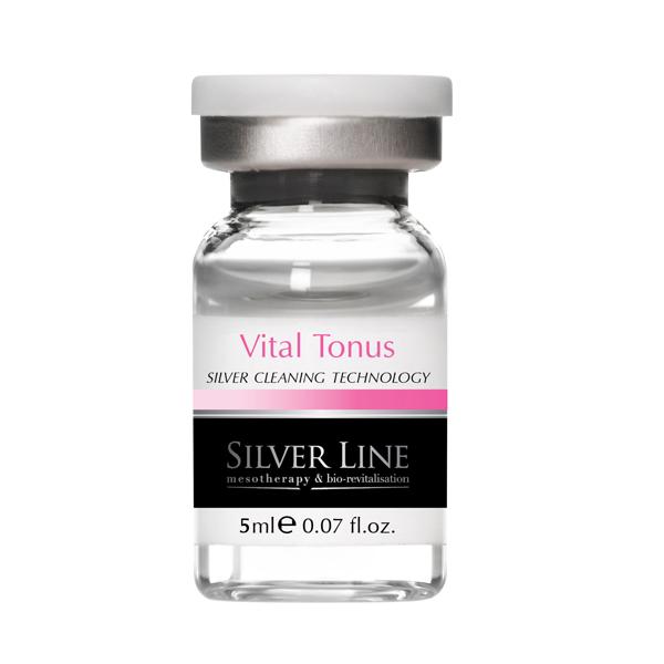 Vital Tonus 5ml лифтинг, коррекция гравитационного птоза, биорегенерация